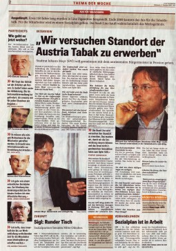 Scan: Linzer Rundschau 03.10.2007