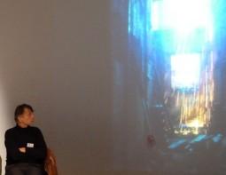 Philippe Cabane auf dem Symposium prepare! Foto: umbauwerkstatt
