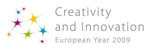 Grafik: European Year of Creativity and Innovation 2009
