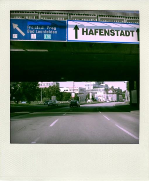 Richtung Hafenstadt, Grafik: mia2 | Lorenz Potocnik