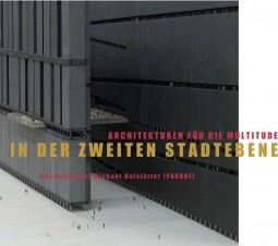 Plakat Gastprofessur pauhof TU Wien