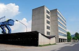 Ehemaliges Hauptzollamt Linz, Foto: Lorenz Potocnik